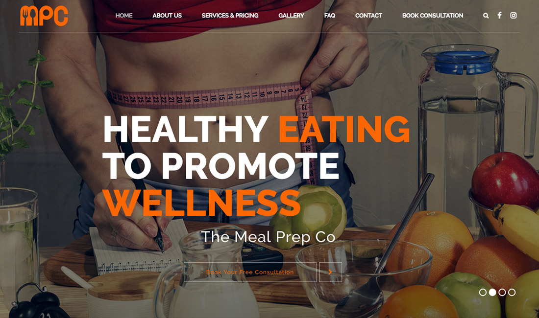 Meal Prep Co Home Screen Shot 650 - The Meal Prep Co