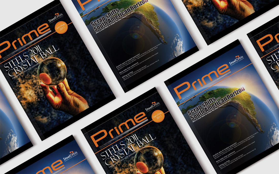 Prime Covers - Prime Magazine