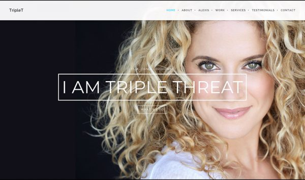 Triple Threat Teacher Home 600x355 - Triple Threat Teacher