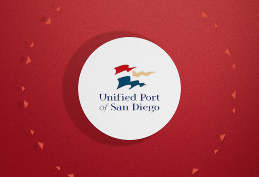 San Diego Port Video Screen Cap - Unified Port of San Diego