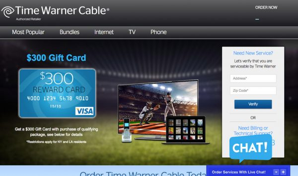 Time Warner LP 600x355 - Telecom Retailers